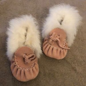💕Laurentian Chief Moccasins for Baby